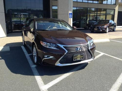 Photo Image Gallery & Touchup Paint: Lexus ES in Autumn Shimmer   (4X2)  YEARS: 2016-2017