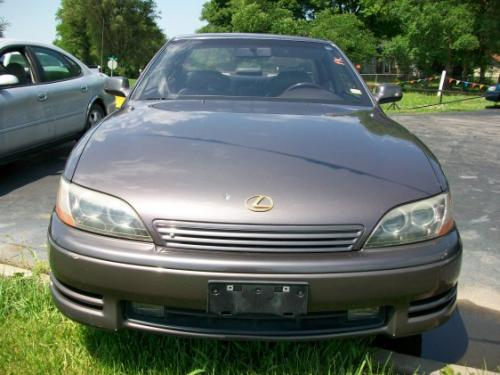 Photo Image Gallery & Touchup Paint: Lexus ES in Amethyst Mist Metallic  (928)  YEARS: 1995-1996