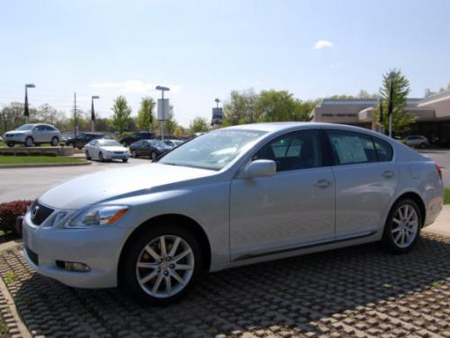 Photo Image Gallery & Touchup Paint: Lexus GS in Glacier Frost Mica  (074)  YEARS: 2006-2007
