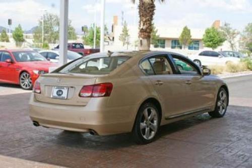 Photo Image Gallery & Touchup Paint: Lexus GS in Golden Almond Metallic  (4T1)  YEARS: 2008-2009