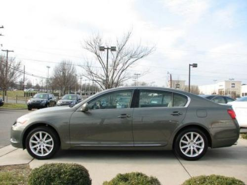 Photo Image Gallery & Touchup Paint: Lexus GS in Cypress Pearl   (6T7)  YEARS: 2006-2006