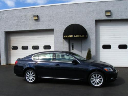 Photo Image Gallery & Touchup Paint: Lexus GS in Blue Onyx Pearl  (8P8)  YEARS: 2007-2007