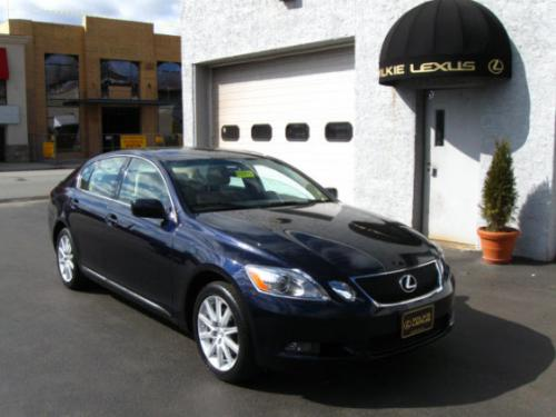 Photo Image Gallery & Touchup Paint: Lexus GS in Blue Onyx Pearl  (8P8)  YEARS: 2006-2006