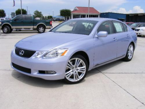 Photo Image Gallery & Touchup Paint: Lexus GS in Crystaline Ice   (8T9)  YEARS: 2007-2007