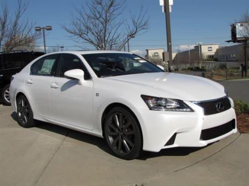 Photo Image Gallery & Touchup Paint: Lexus GS in Starfire Pearl   (077)  YEARS: 2013-2013