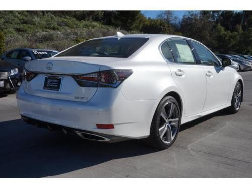 Photo Image Gallery & Touchup Paint: Lexus GS in Eminent White Pearl  (085)  YEARS: 2016-2017