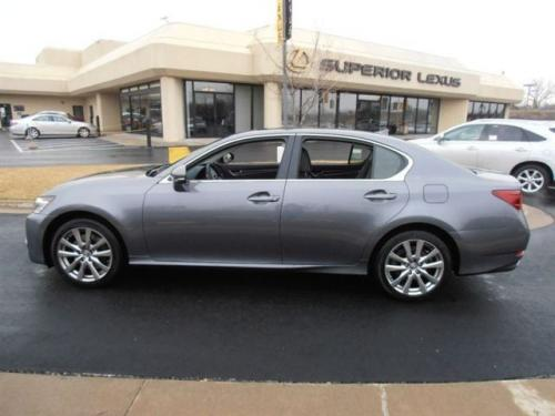 Photo Image Gallery & Touchup Paint: Lexus GS in Nebula Gray Pearl  (1H9)  YEARS: 2013-2016