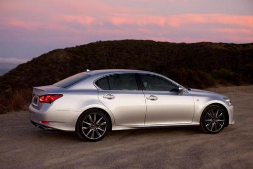 Photo Image Gallery & Touchup Paint: Lexus GS in Liquid Platinum   (1J2)  YEARS: 2016-2017