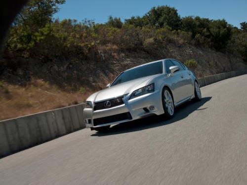 Photo Image Gallery & Touchup Paint: Lexus GS in Liquid Platinum   (1J2)  YEARS: 2016-2017