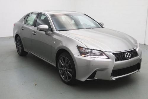Photo Image Gallery & Touchup Paint: Lexus GS in Atomic Silver   (1J7)  YEARS: 2016-2017