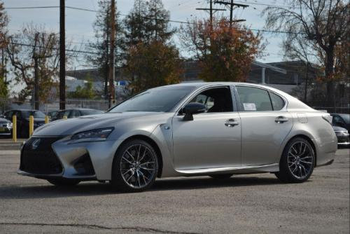 Photo Image Gallery & Touchup Paint: Lexus GS in Atomic Silver   (1J7)  YEARS: 2015-2017