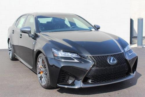 Photo Image Gallery & Touchup Paint: Lexus GS in Caviar    (223)  YEARS: 2016-2017