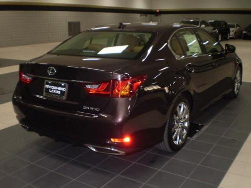 Photo Image Gallery & Touchup Paint: Lexus GS in Fire Agate Pearl  (4V3)  YEARS: 2013-2015