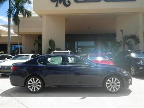 Photo Image Gallery & Touchup Paint: Lexus GS in Deep Sea Mica  (8V3)  YEARS: 2014-2015