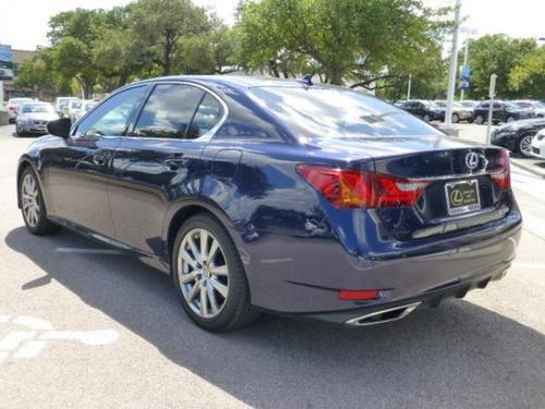 Photo Image Gallery & Touchup Paint: Lexus GS in Deep Sea Mica  (8V3)  YEARS: 2013-2015