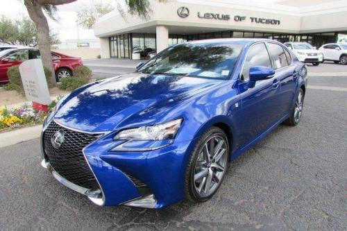 Photo Image Gallery & Touchup Paint: Lexus GS in Ultrasonic Blue Mica2  (8X1)  YEARS: 2016-2017