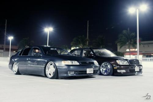 Photo Image Gallery & Touchup Paint: Lexus GS in Blue Slate Metallic  (183)  YEARS: 1993-1995
