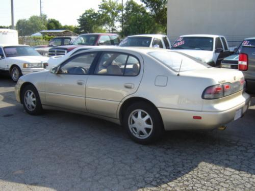 Photo Image Gallery & Touchup Paint: Lexus GS in Sandstone Beige Metallic  (4K9)  YEARS: 1993-1994