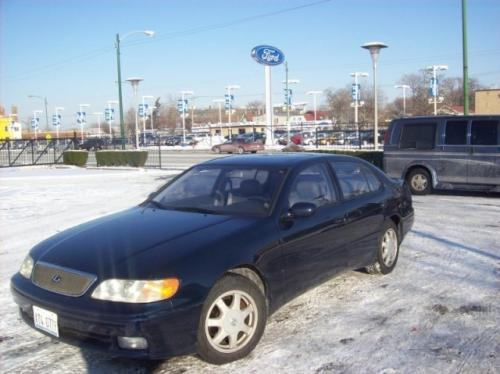 Photo Image Gallery & Touchup Paint: Lexus GS in Star Sapphire Pearl  (8L1)  YEARS: 1996-1997