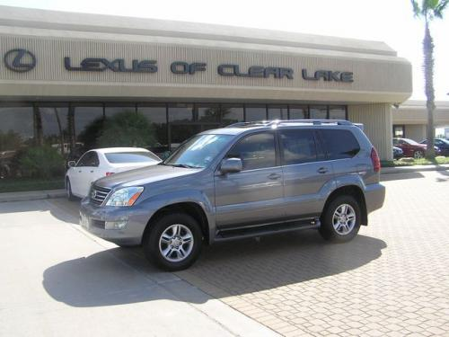 Photo Image Gallery & Touchup Paint: Lexus GX in Ash Blue Mica  (1E8)  YEARS: 2003-2007