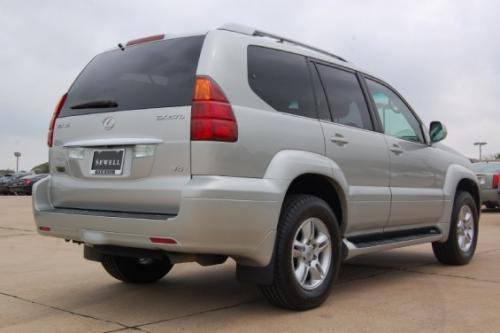 Photo Image Gallery & Touchup Paint: Lexus GX in Silver Pine Metallic  (1F0)  YEARS: 2003-2005