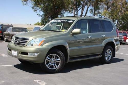 Photo Image Gallery & Touchup Paint: Lexus GX in Desert Sage Metallic  (6U3)  YEARS: 2008-2008