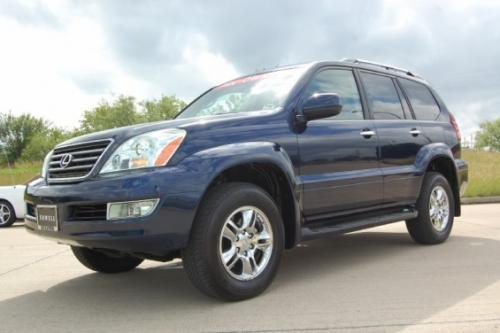 Photo Image Gallery & Touchup Paint: Lexus GX in Nautical Blue Metallic  (8H3)  YEARS: 2006-2009