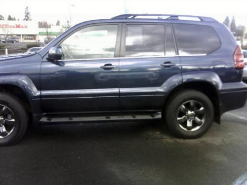 Photo Image Gallery & Touchup Paint: Lexus GX in Blue Meridian Pearl  (8R4)  YEARS: 2003-2005