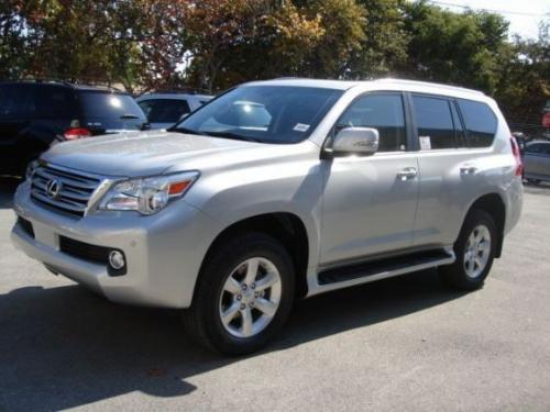 Photo Image Gallery & Touchup Paint: Lexus GX in Tungsten Pearl   (1G1)  YEARS: 2010-2014