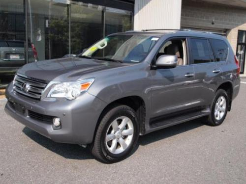 Photo Image Gallery & Touchup Paint: Lexus GX in Knights Armor   (1H3)  YEARS: 2010-2014