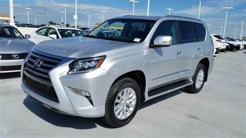 Photo Image Gallery & Touchup Paint: Lexus GX in Silver Lining Metallic  (1J4)  YEARS: 2015-2017