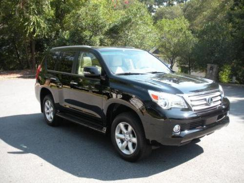 Photo Image Gallery & Touchup Paint: Lexus GX in Black Onyx   (202)  YEARS: 2010-2017