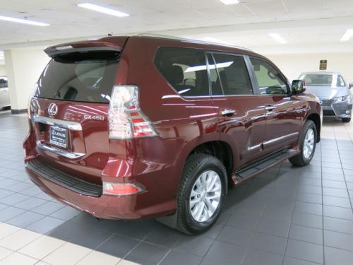 Photo Image Gallery & Touchup Paint: Lexus GX in Claret Mica   (3S0)  YEARS: 2010-2017