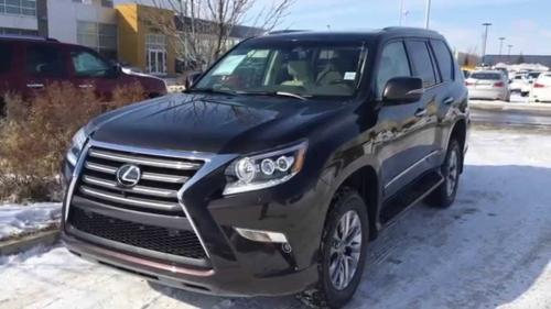 Photo Image Gallery & Touchup Paint: Lexus GX in Fire Agate Pearl  (4V3)  YEARS: 2012-2017