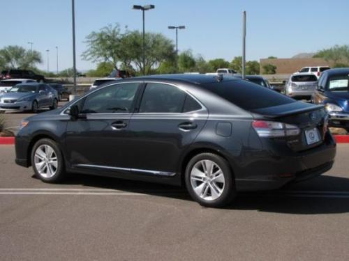 Photo Image Gallery & Touchup Paint: Lexus HS in Smoky Granite Mica  (1G0)  YEARS: 2010-2011