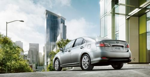 Photo Image Gallery & Touchup Paint: Lexus HS in Tungsten Pearl   (1G1)  YEARS: 2010-2012