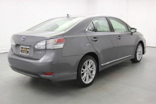 Photo Image Gallery & Touchup Paint: Lexus HS in Nebula Gray Pearl  (1H9)  YEARS: 2012-2012