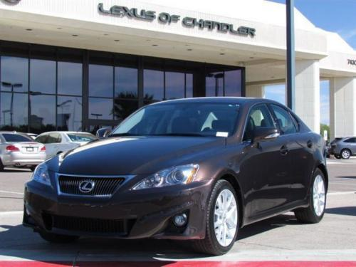 Photo Image Gallery & Touchup Paint: Lexus IS in Fire Agate Pearl  (4V3)  YEARS: 2012-2013