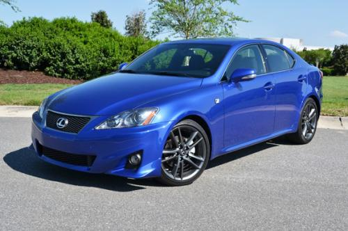 Photo Image Gallery & Touchup Paint: Lexus IS in Ultrasonic Blue Mica  (8U1)  YEARS: 2013-2015