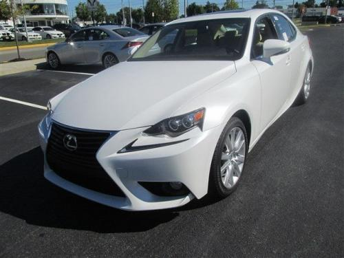 Photo Image Gallery & Touchup Paint: Lexus IS in Starfire Pearl   (077)  YEARS: 2014-2015