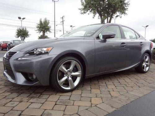 Photo Image Gallery & Touchup Paint: Lexus IS in Nebula Gray Pearl  (1H9)  YEARS: 2014-2017