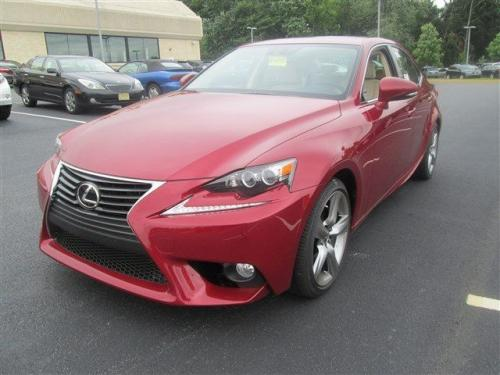 Photo Image Gallery & Touchup Paint: Lexus IS in Matador Red Mica  (3R1)  YEARS: 2014-2015