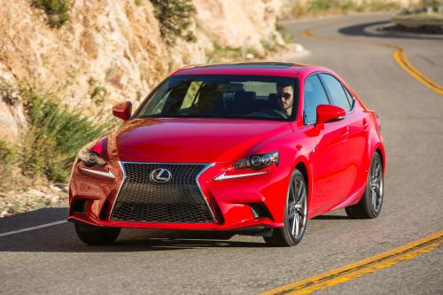 Photo Image Gallery & Touchup Paint: Lexus IS in Redline    (3T2)  YEARS: 2016-2017