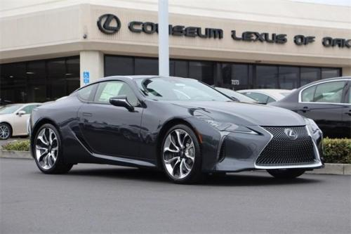 Photo Image Gallery & Touchup Paint: Lexus LC in Smoky Granite Mica  (1G0)  YEARS: 2018-2018