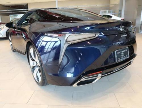 Photo Image Gallery & Touchup Paint: Lexus LC in Nightfall Mica   (8X5)  YEARS: 2018-2018