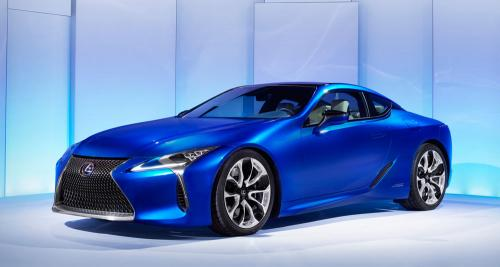 ImportArchive / Lexus LC 2018‑ Touchup Paint Codes and ...