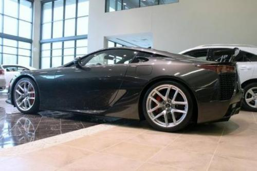 Photo Image Gallery & Touchup Paint: Lexus Lfa in Brownstone    (9J1)  YEARS: 2012-2012
