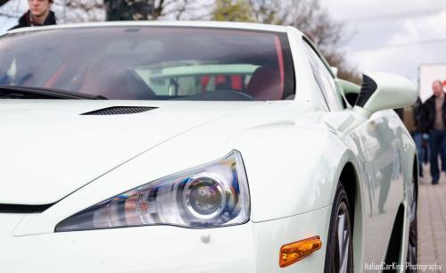 Photo Image Gallery & Touchup Paint: Lexus Lfa in Mint Green   (9K1)  YEARS: 2012-2012