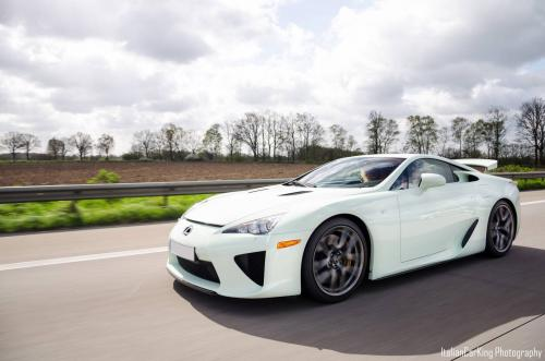 Photo Image Gallery & Touchup Paint: Lexus Lfa in Mint Green   (9K1)  YEARS: 2012-2012