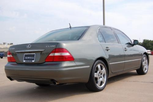 Photo Image Gallery & Touchup Paint: Lexus LS in Cypress Pearl   (6T7)  YEARS: 2004-2006